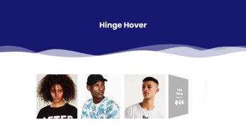 Hinge Hover
