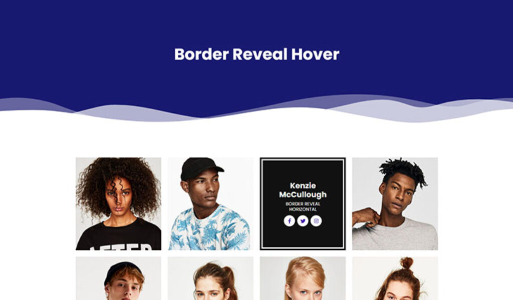 Border Reveal Hover