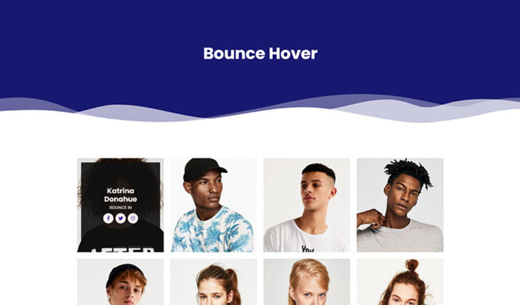 Bounce Hover