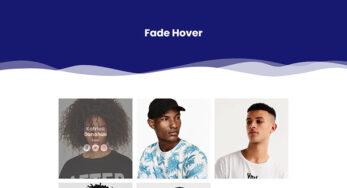 Fade Hover