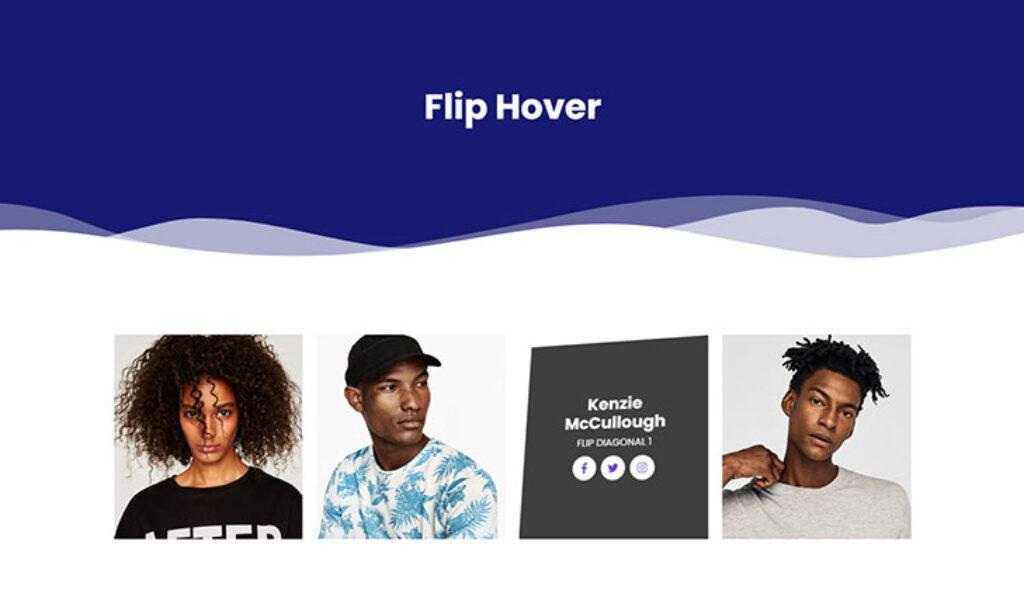 Flip Hover