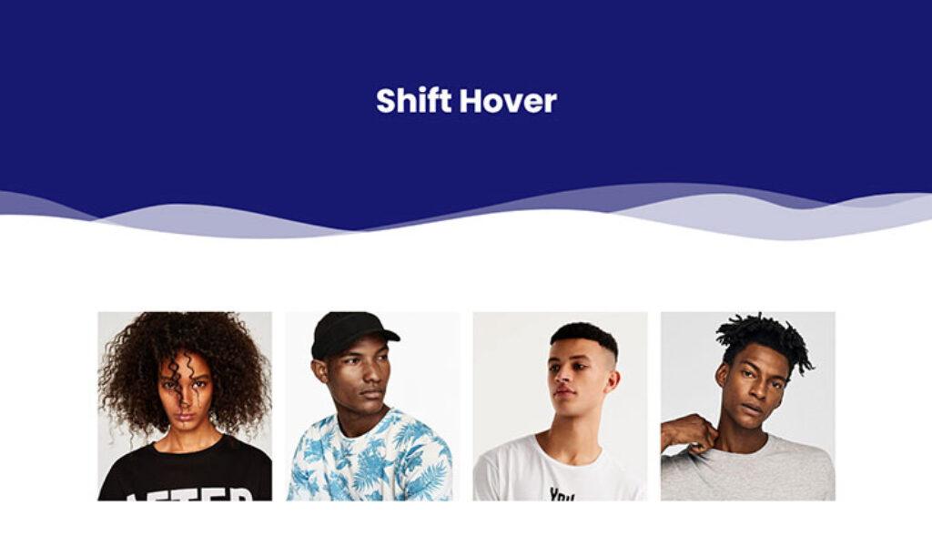 Shift Hover
