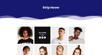 Strip Hover